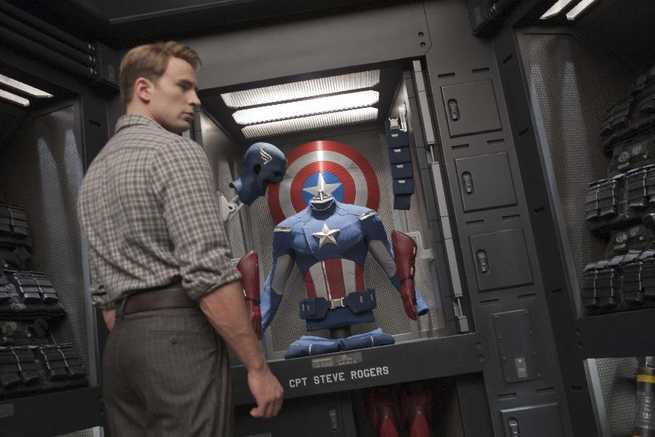 2/7 - The Avengers