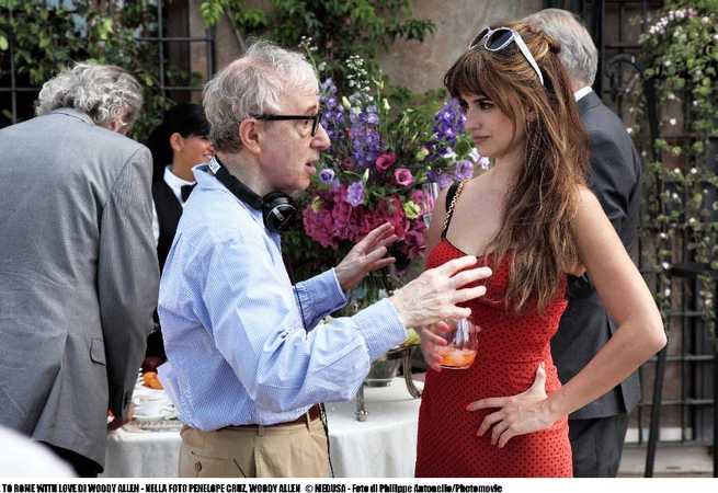 Woody Allen, Pen?lope Cruz
