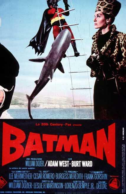 1/4 - Batman