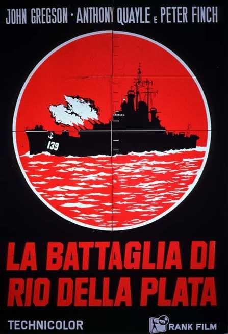 Risultati immagini per La Battaglia di Rio de la Plata