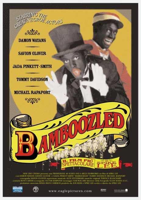 bamboozled the movie Savion glover and jada pinkett-smith in bamboozled photograph: new line international releasing/epa low-budget vampire movie da sweet blood of jesus (2014.
