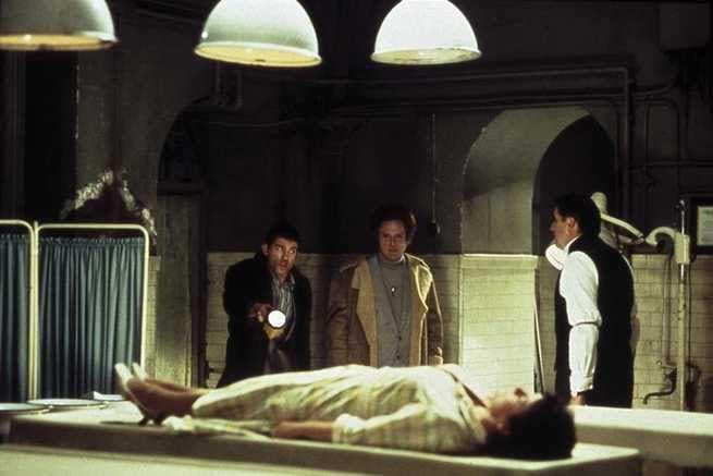 Lee Evans, Christopher Walken, Alfred Molina