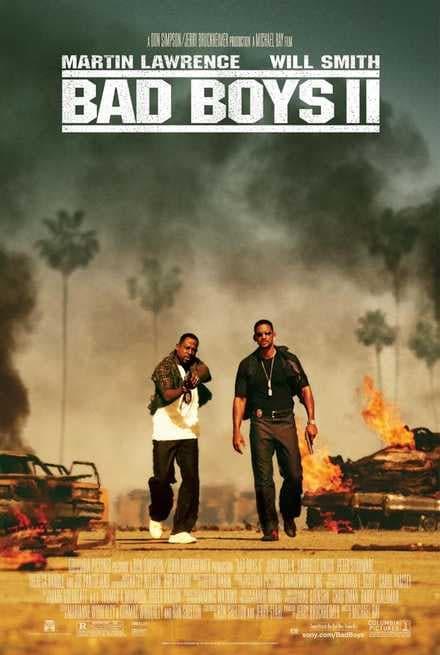 1/7 - Bad Boys II