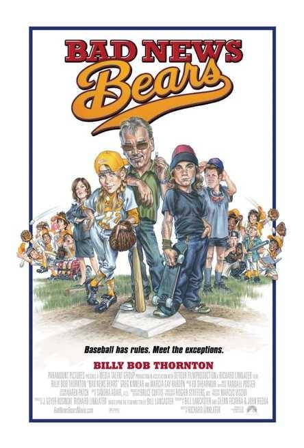 Bad news bears che botte se incontri gli orsi [PUNIQRANDLINE-(au-dating-names.txt) 61