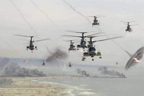 2/7 - World Invasion