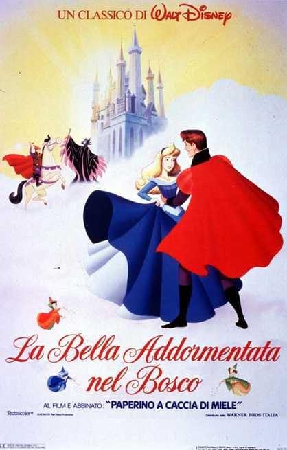 La Bella Addormentata Nel Bosco 1959 Filmtvit