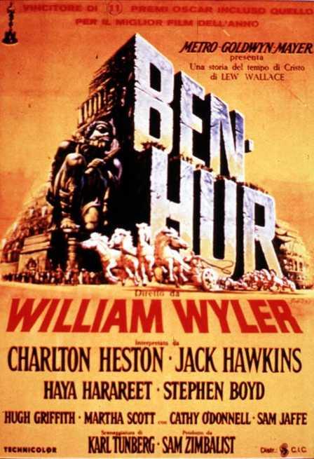 2/7 - Ben Hur