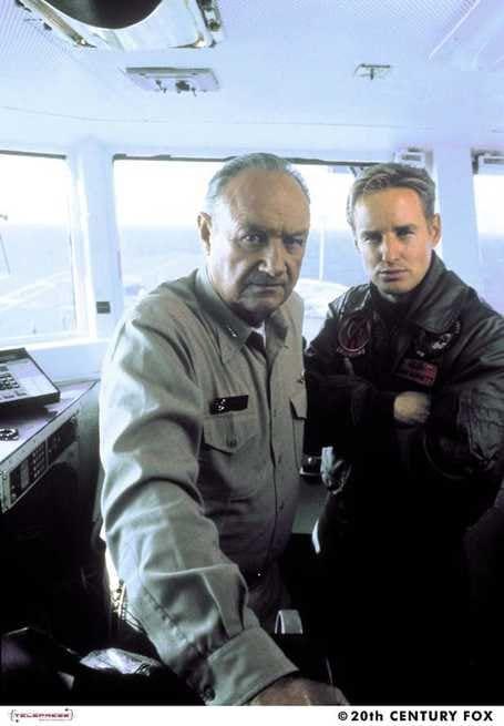 Gene Hackman, Owen Wilson