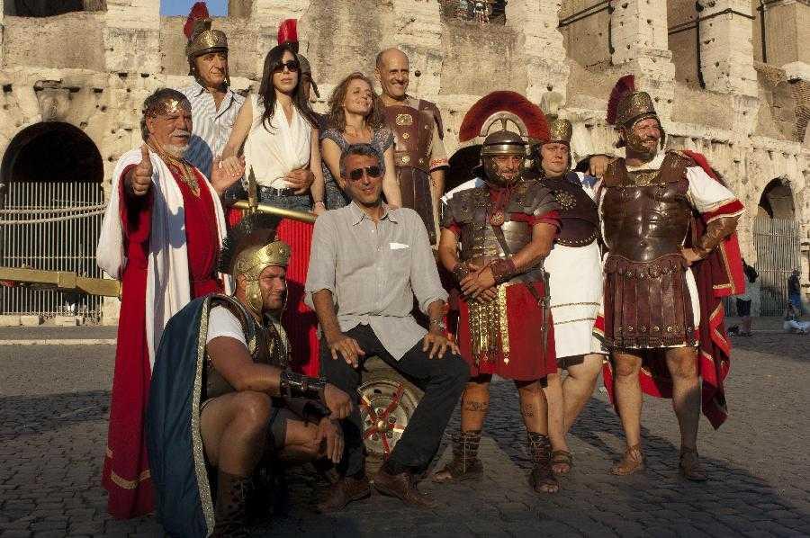 BENUR: CENTURIONI E IMMIGRATI, MISERIE DELLA ROMA MODERNA