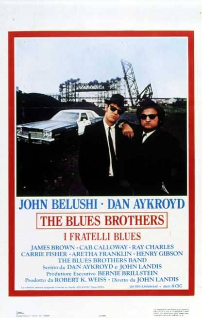 0/5 - The Blues Brothers