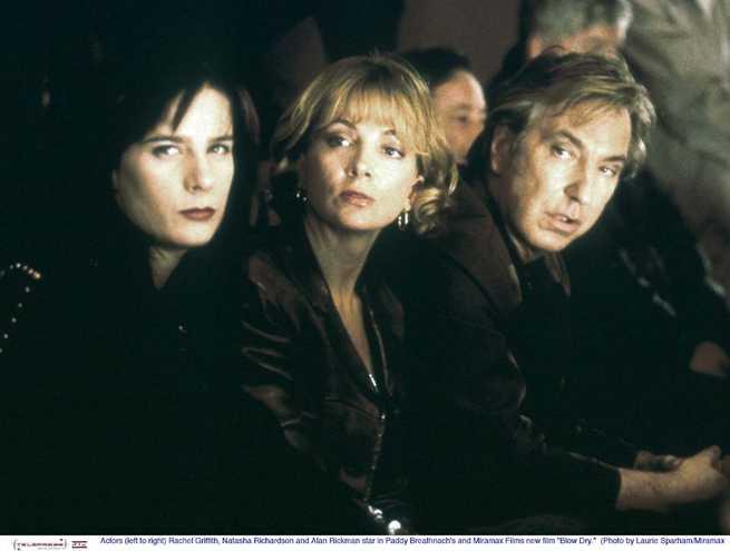 Rachel Griffiths, Natasha Richardson, Alan Rickman