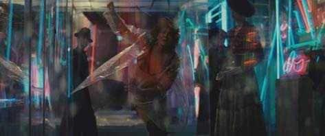 2/7 - Blade Runner. The Final Cut