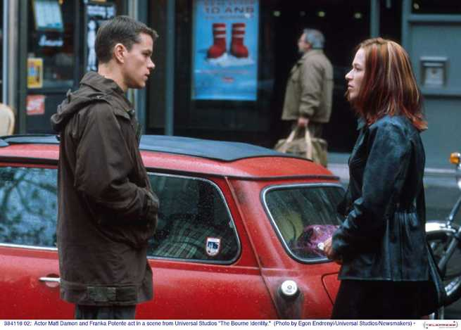 Matt Damon, Franka Potente