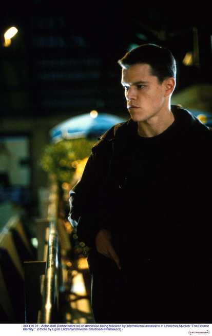 1/7 - The Bourne Identity
