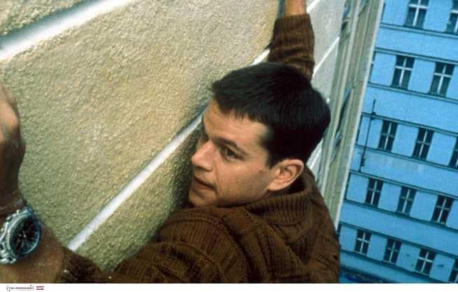 2/7 - The Bourne Identity