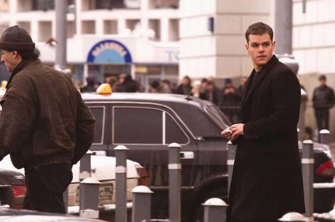 1/7 - The Bourne Supremacy