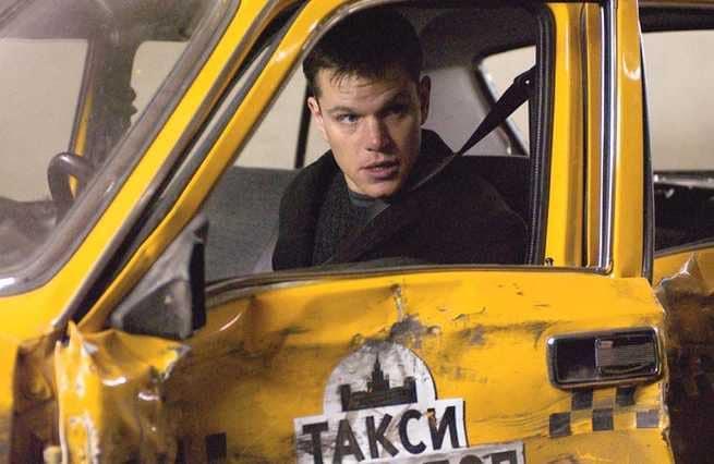 2/7 - The Bourne Supremacy
