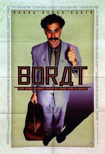 Borat incontri