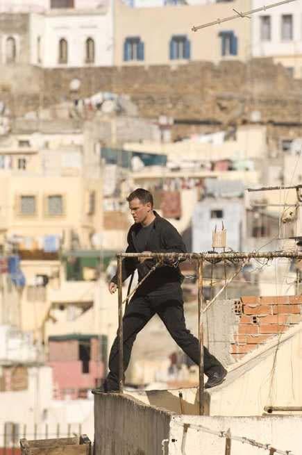 1/7 - The Bourne Ultimatum. Il ritorno dello sciacallo