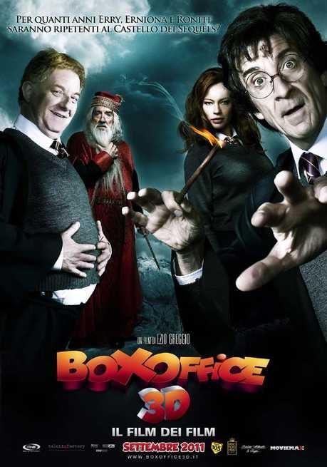 1/7 - Box Office 3D. Il film dei film
