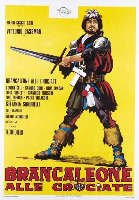1/5 - Brancaleone alle Crociate