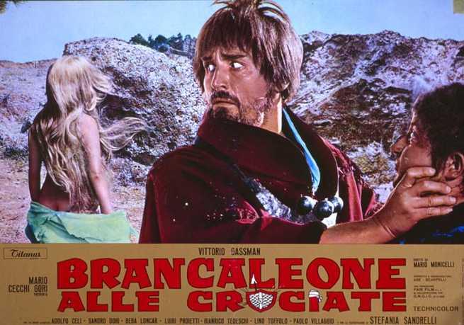 2/5 - Brancaleone alle Crociate
