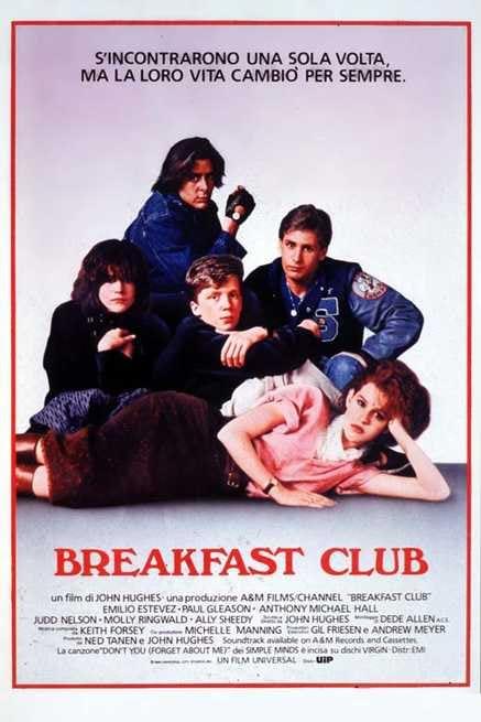 1/7 - Breakfast Club