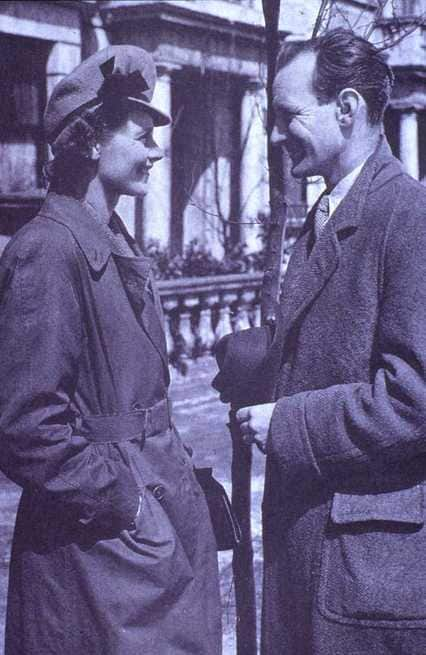 Celia Johnson, Trevor Howard