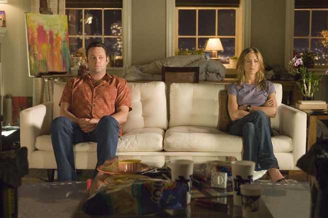 Vince Vaughn, Jennifer Aniston