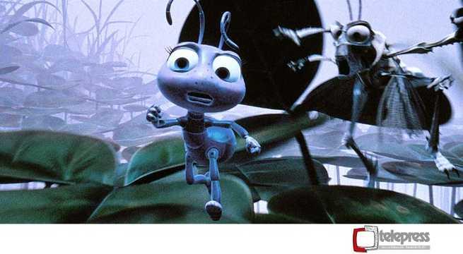 1/7 - A Bug's Life. Megaminimondo