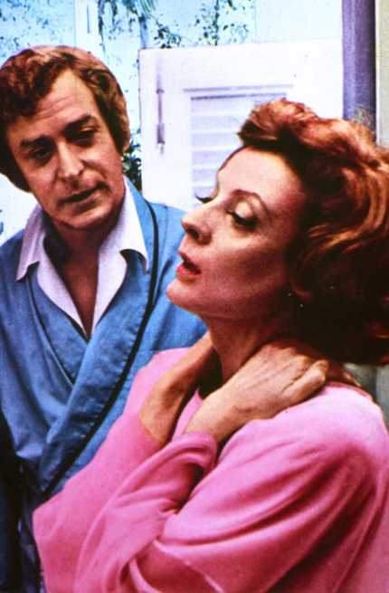 Michael Caine, Maggie Smith