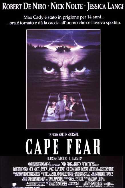 Risultati immagini per Cape Fear - Il Promontorio della Paura