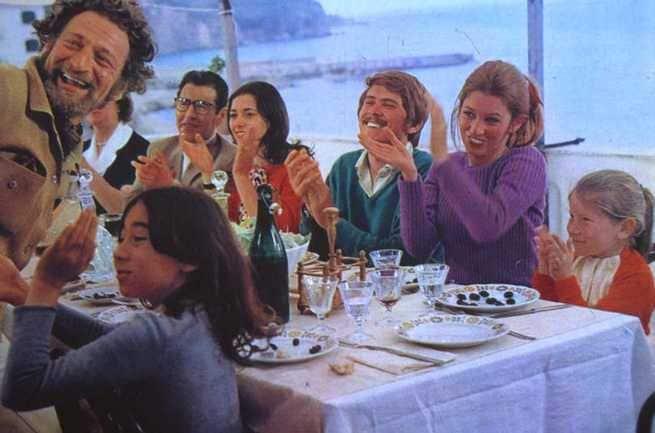 Risultati immagini per le castagne sono buone film 1970