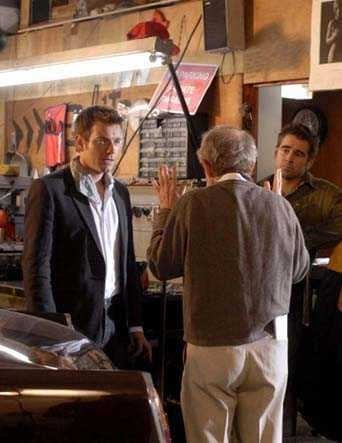 Ewan McGregor, Woody Allen, Colin Farrell