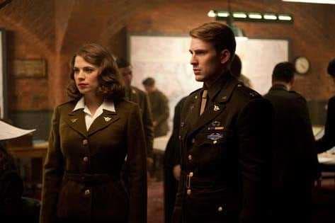 2/7 - Captain America. Il primo Vendicatore