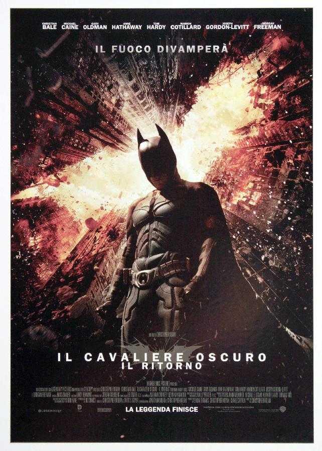 Il Cavaliere Oscuro Il Ritorno 2012 Filmtv It