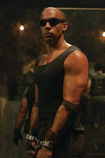 0/7 - The Chronicles of Riddick