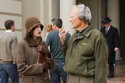 Changeling: Angelina Jolie, Clint Eastwood