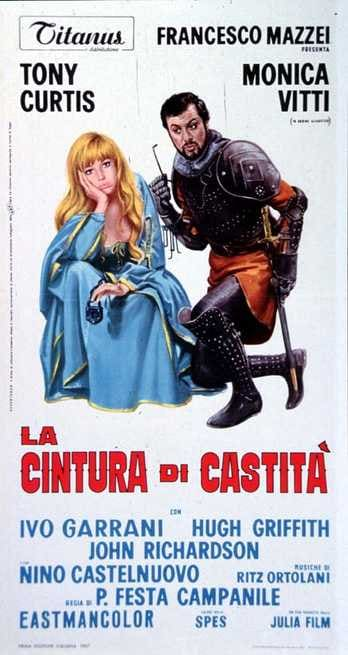 Voto di castita film classico italiano - 1 1
