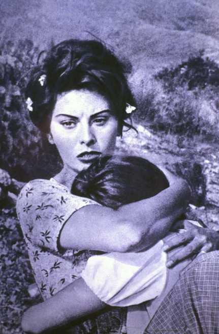 Sophia Loren, Eleonora Brown