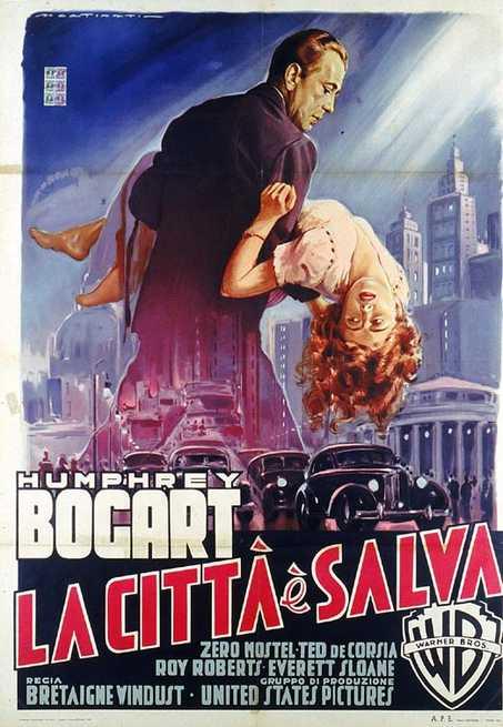 Risultati immagini per la città e salva film 1951 locandina