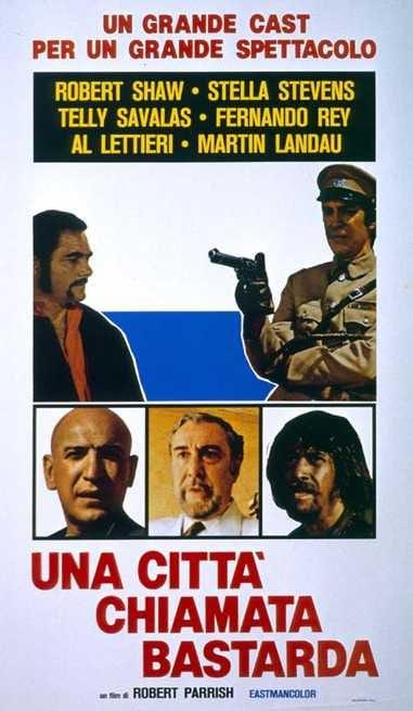 Risultati immagini per una città chiamata bastarda film 1971 locandina