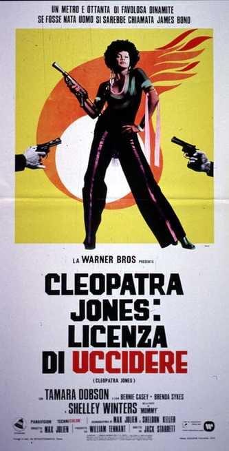 1/5 - Cleopatra Jones: licenza di uccidere