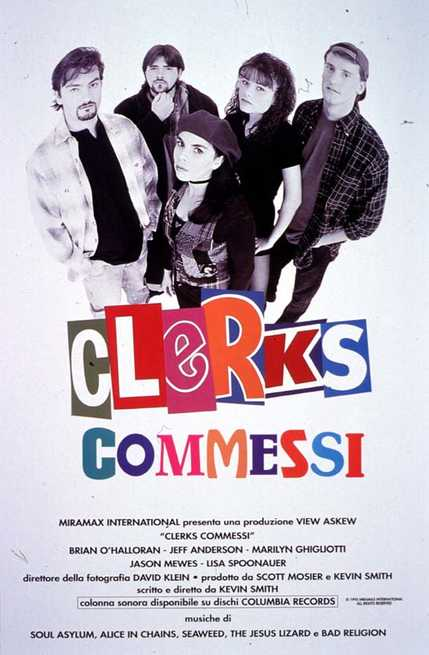 2/7 - Clerks. Commessi