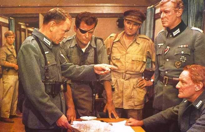 2/3 - Il colonnello Von Ryan