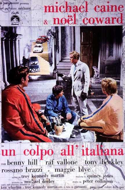 1/4 - Un colpo all'italiana
