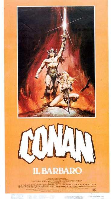 1/5 - Conan il barbaro