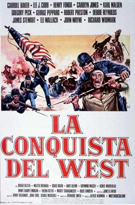 2/5 - La conquista del West