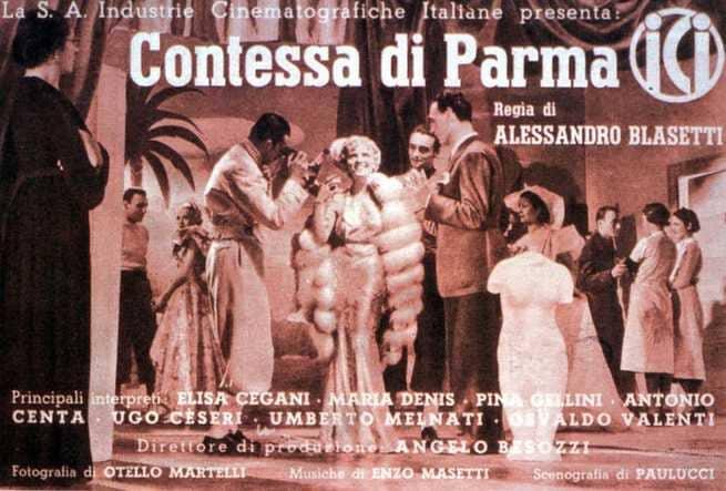 La Contessa Di Parma (1937)