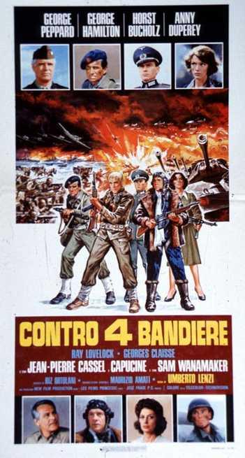 Contro 4 Bandiere (1979)